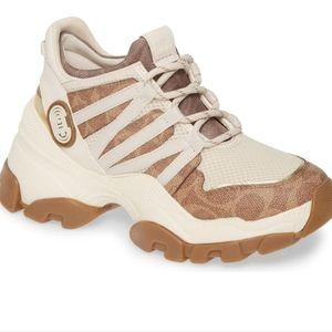 Coach Runner chunky sneaker